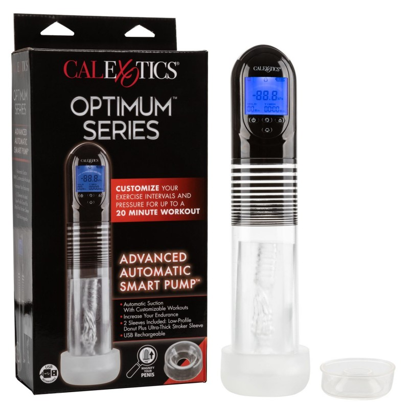 Optimum Series Advanced Automatic Smart Pump