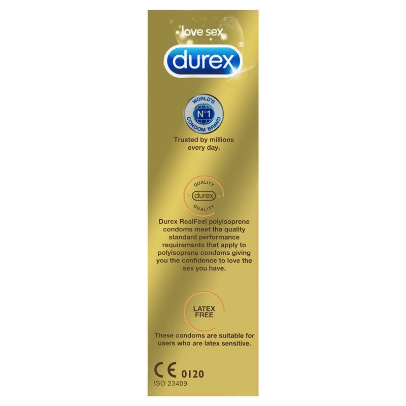 Durex RealFeel - 6 Pack