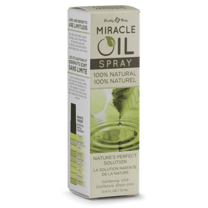 Miracle Oil - 12 ml Mini Spray