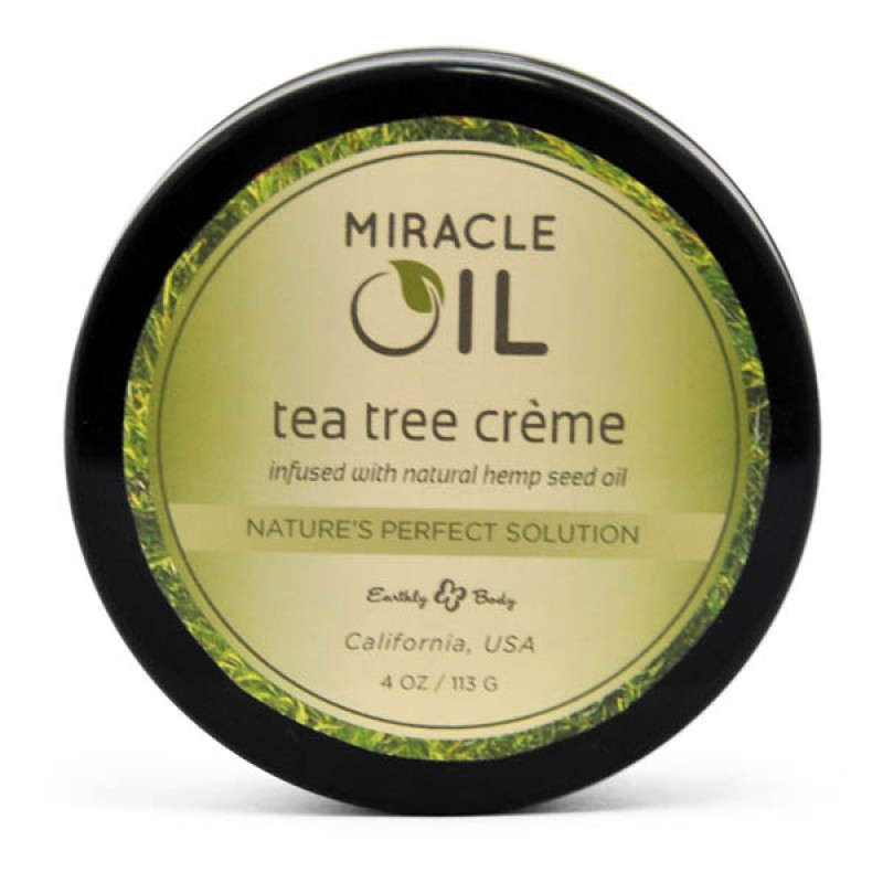Miracle Oil - Tea Tree Creme - 113 g Tub