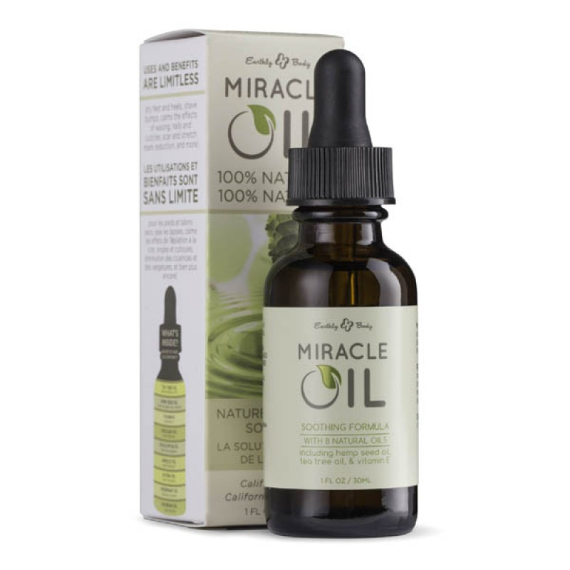 Miracle Oil - 30 ml Bottle with Dropper