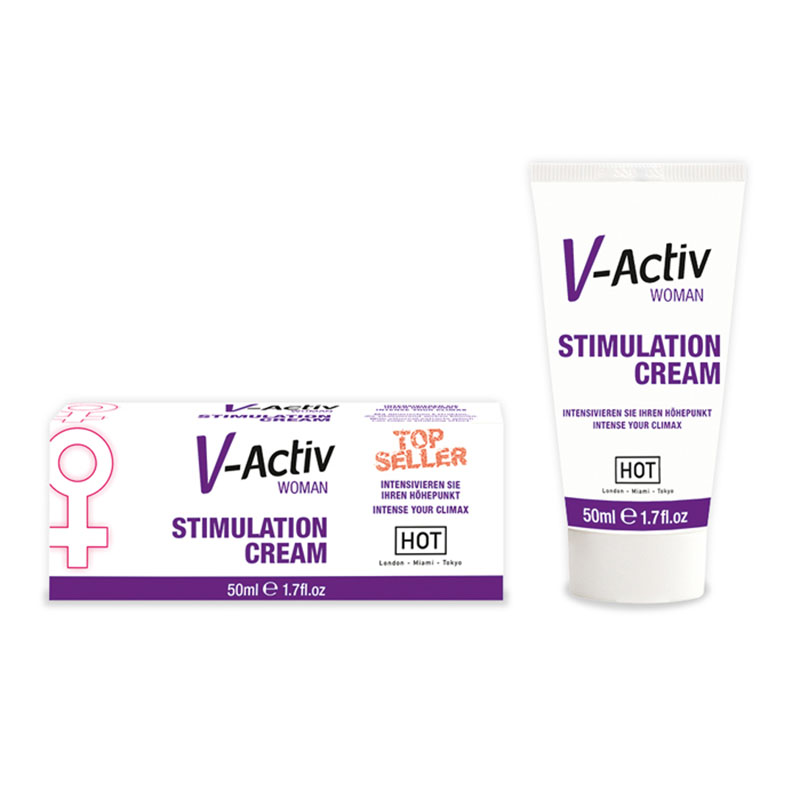 HOT V-Activ Stimulation Cream - 50ml