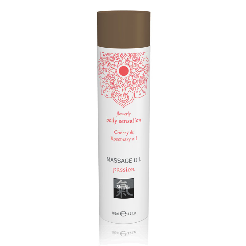 Shiatsu Massage Oil Passion 100ml