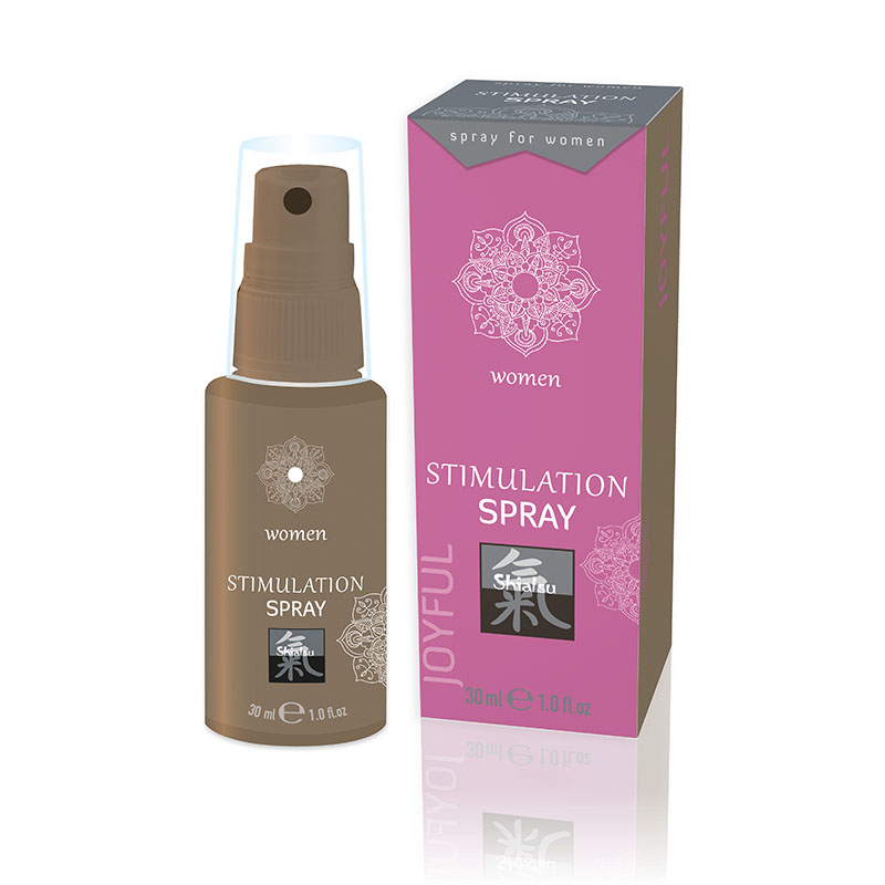 Shiatsu Stimulation Spray for Women - 30ml