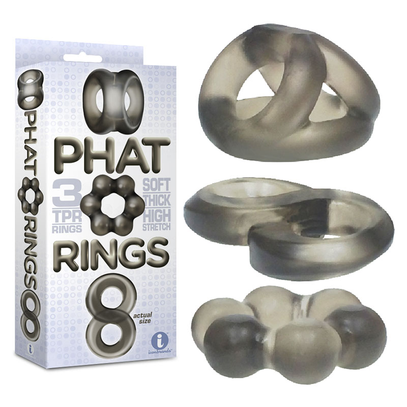 Phat Rings 1 - Smoke