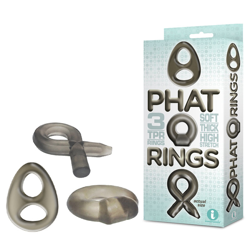 Phat Rings 2 - Smoke