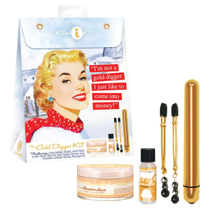 Kitsch Kits - The Gold Digger Kit