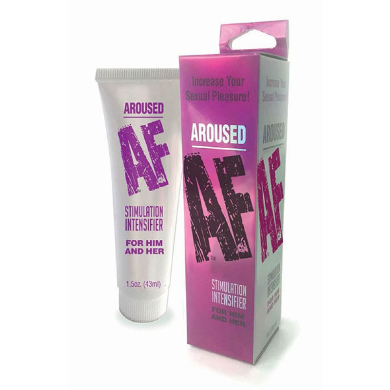 Aroused AF Female Stimulation Cream - 44 ml