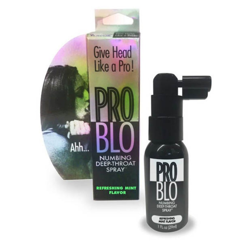 ProBlo Deep-Throat Spray - Mint