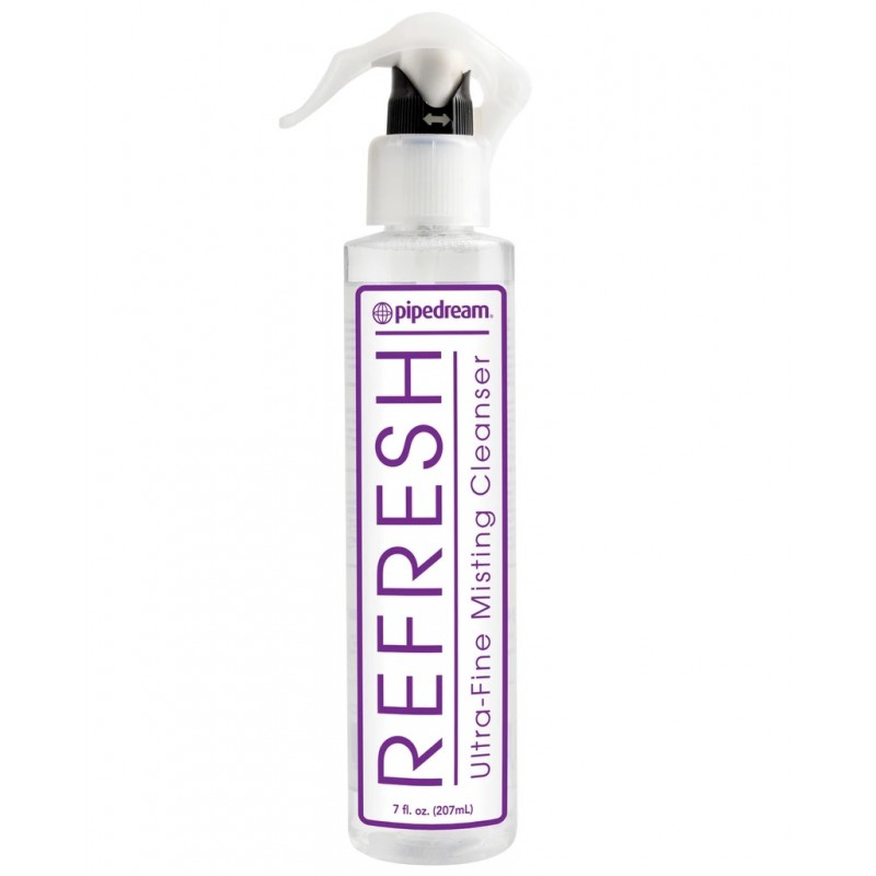 Pipedream Refresh Ultra-fine Misting Cleaner 207ml