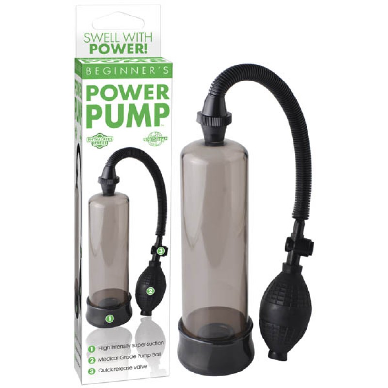 Beginner's Power Pump - Black