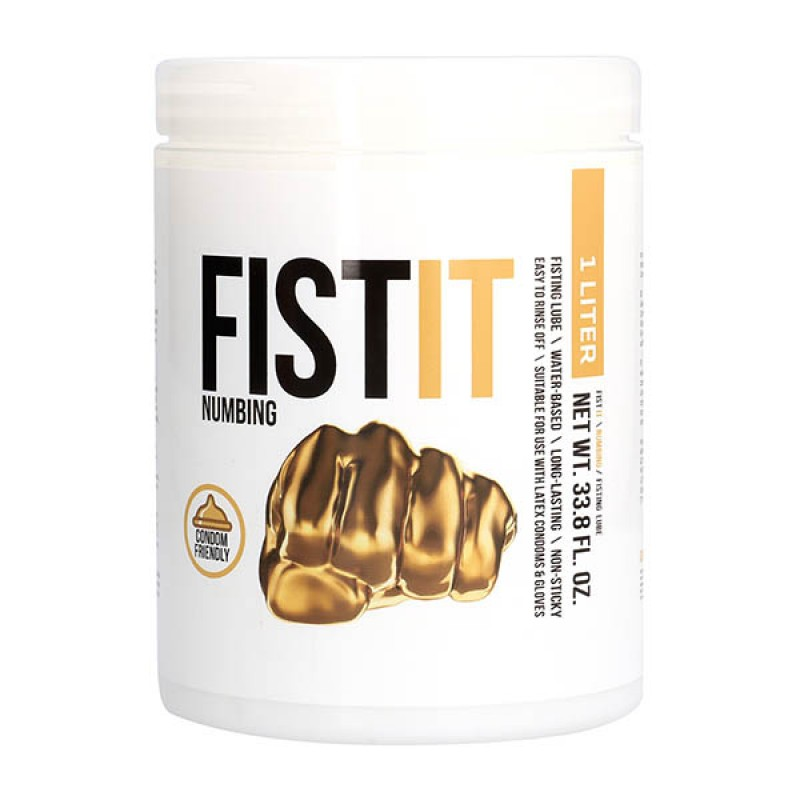 Pharmquests Fist-It Numbing - 1000 ml Tub