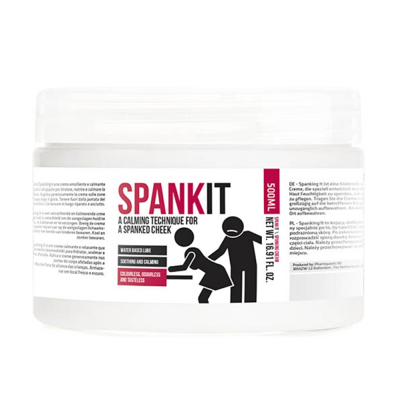 Pharmquests Spank It - 500 ml Tub