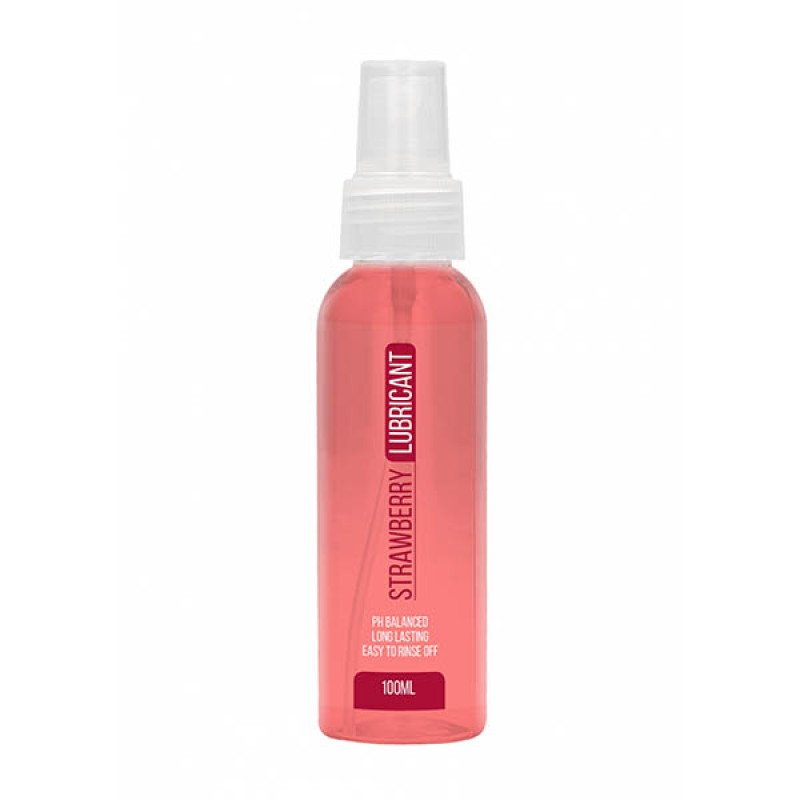 Pharmquests Strawberry Lubricant - 100 ml