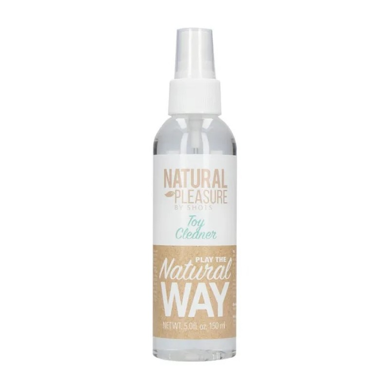 Natural Pleasure Toy Cleaner - 150ml