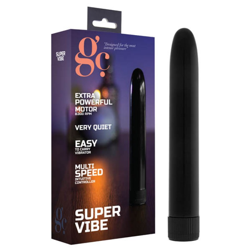 GC. Super Vibe - Black