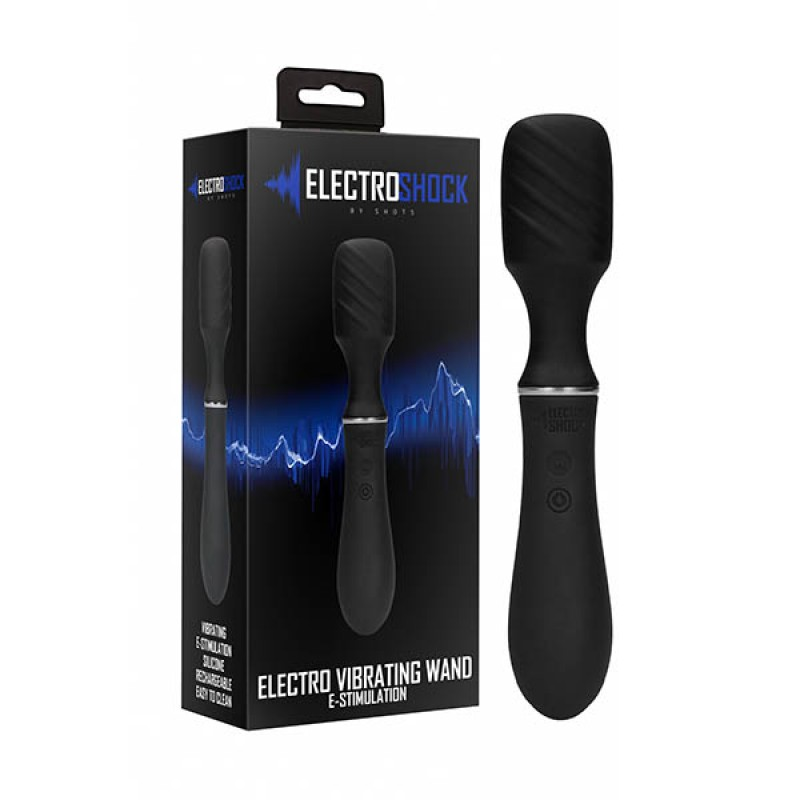 Electro Shock Vibrating Wand