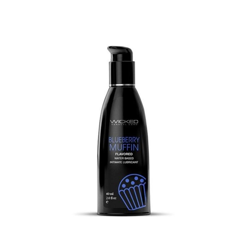 Wicked Aqua - Blueberry Muffin - 60ml