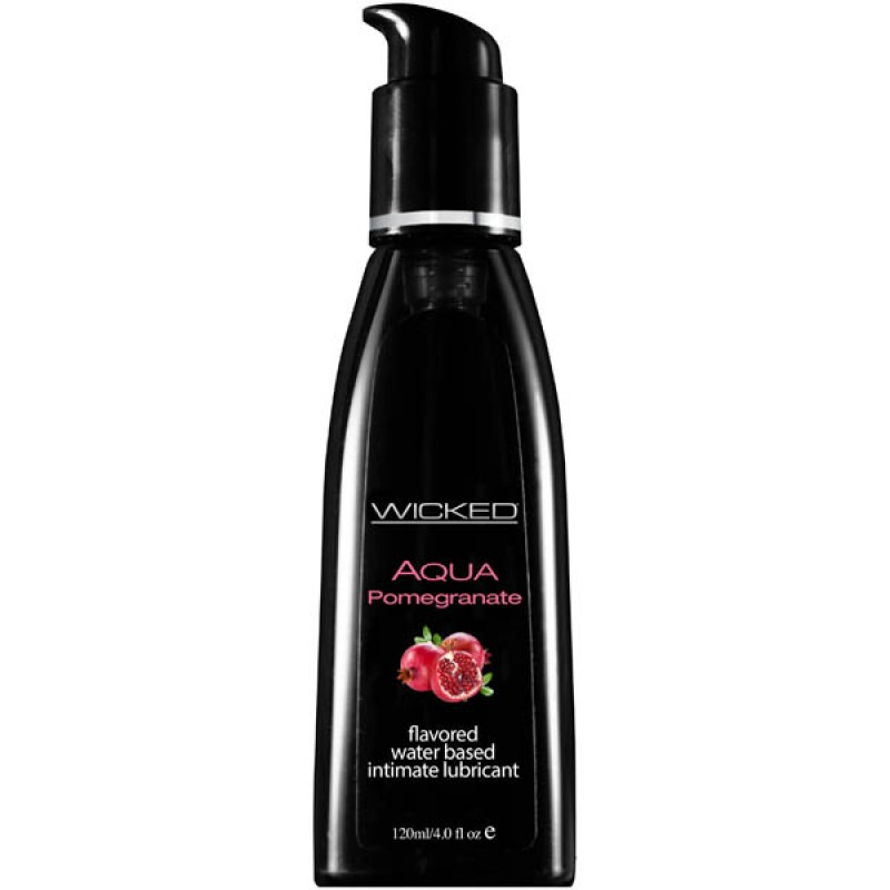 Wicked Aqua - Pomegranate - 120ml