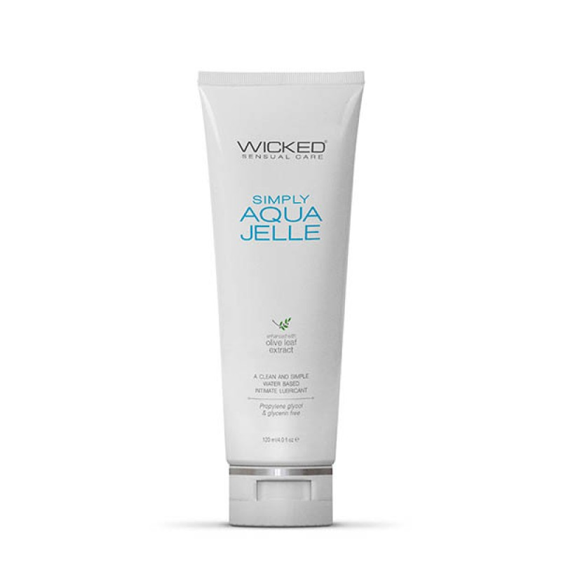 Wicked Simply Aqua Jelle 120ml