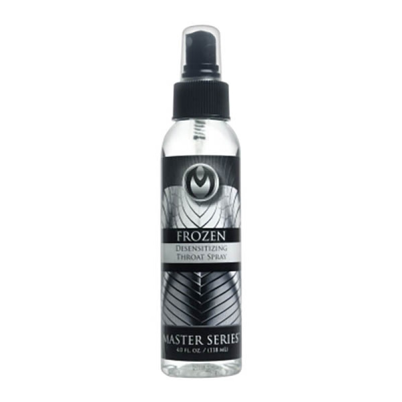 Frozen Deep Throat Desensitising Spray 118ml
