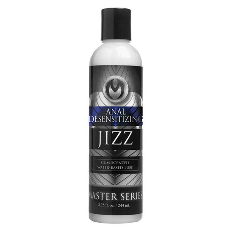 Jizz - Cum Scented Desensitising Lubricant - 244ml
