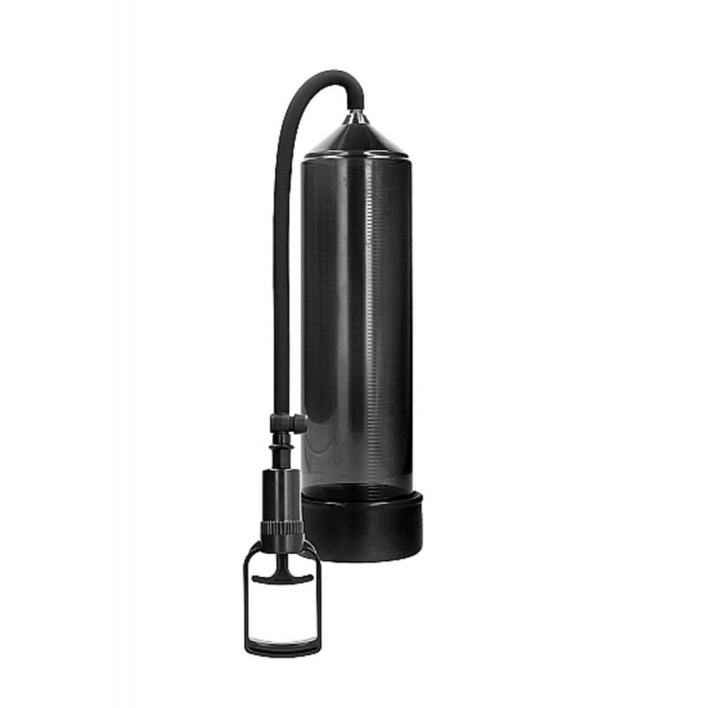 Pumped Comfort Beginner Penis Pump - Black