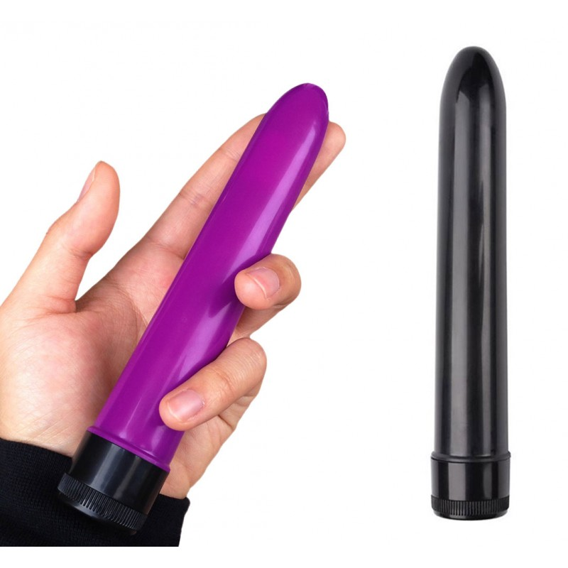 "Adora Erotica 7"" inch Wand Vibrator - Black"