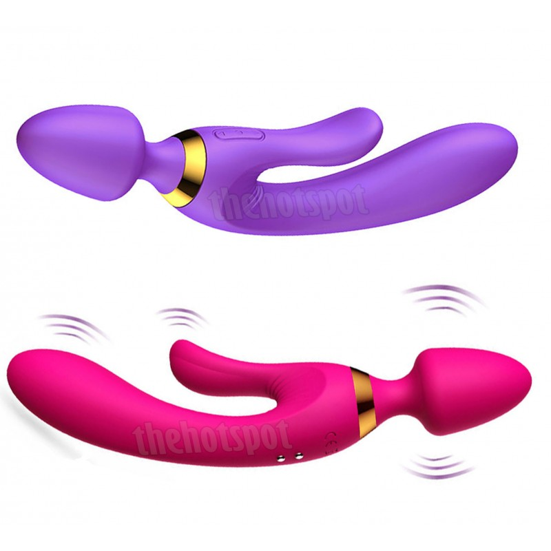 Veran Rabbit Vibrator - 3 Motors